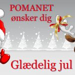 Glædelig Jul fra pomanet